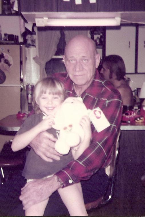 Grandpa Harold & Me!